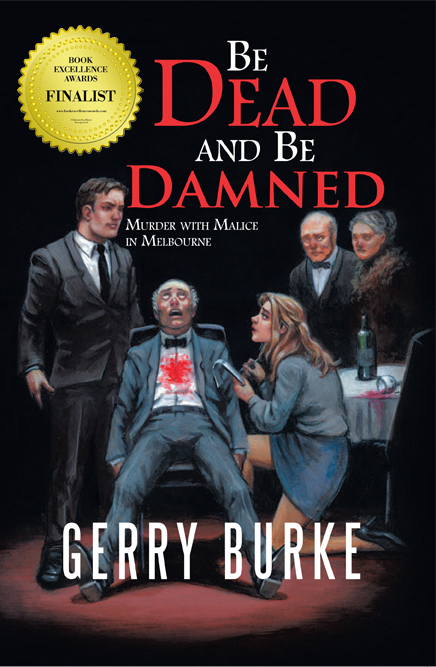 be dead and be damned by Gerry Burke